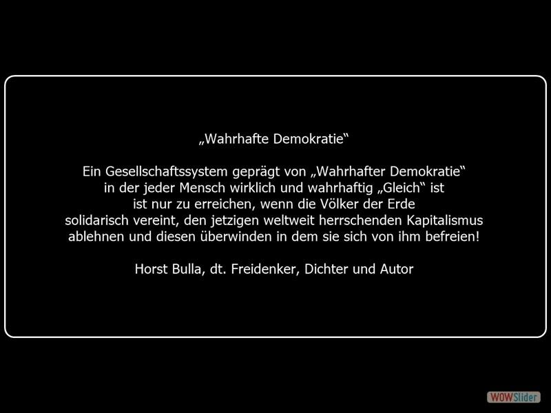 0.2 - Wahrhafte Demokratie Horst Bulla