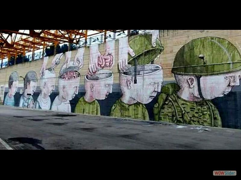 13.1 - Soldaten sind Kanonenfutter für die Globalisten