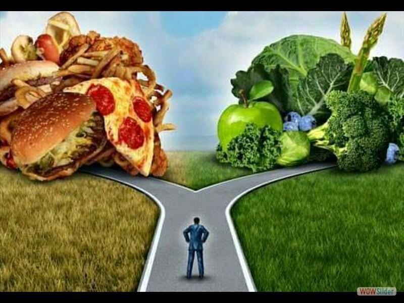 16 - Fasfood oder gesund