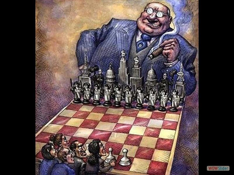 1 - Kapitalismus Schachbrett