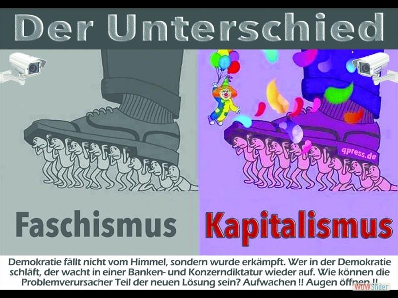 2.2 - Faschismus - Kapitalismus - Demokratie