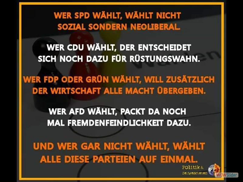 24 - Merkel Parteien Wahl Wählen