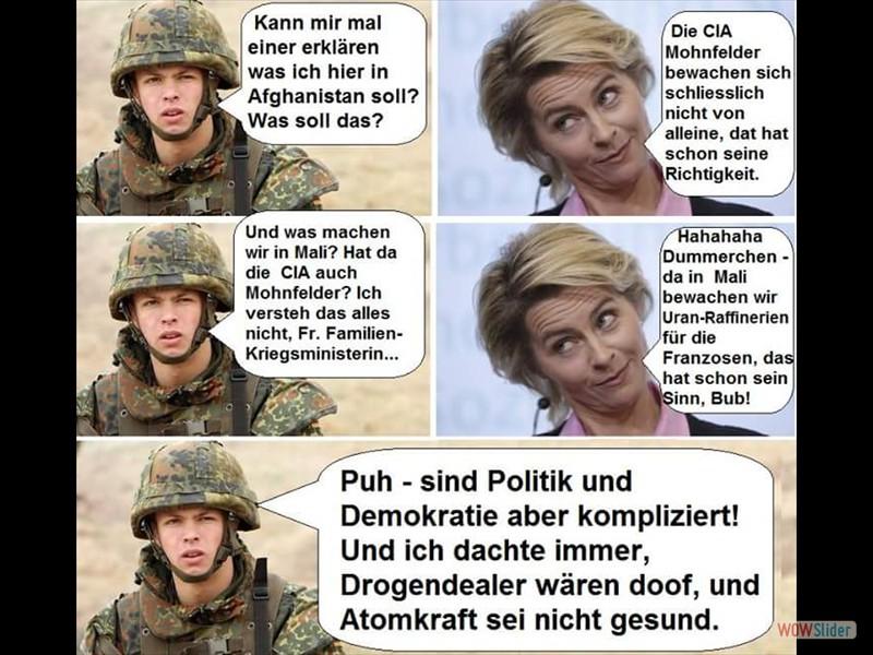 25 - Merkel von der Leyen