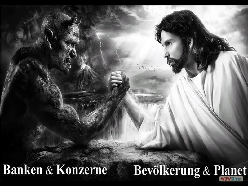 Jesus & Teufel