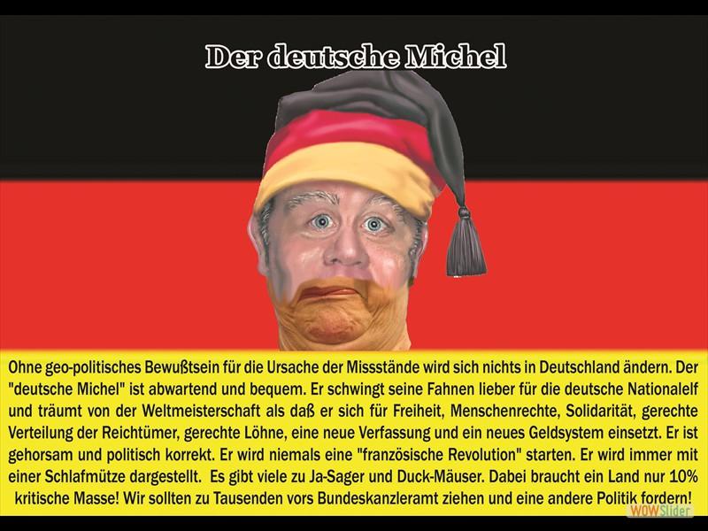 Der deutsche Michel